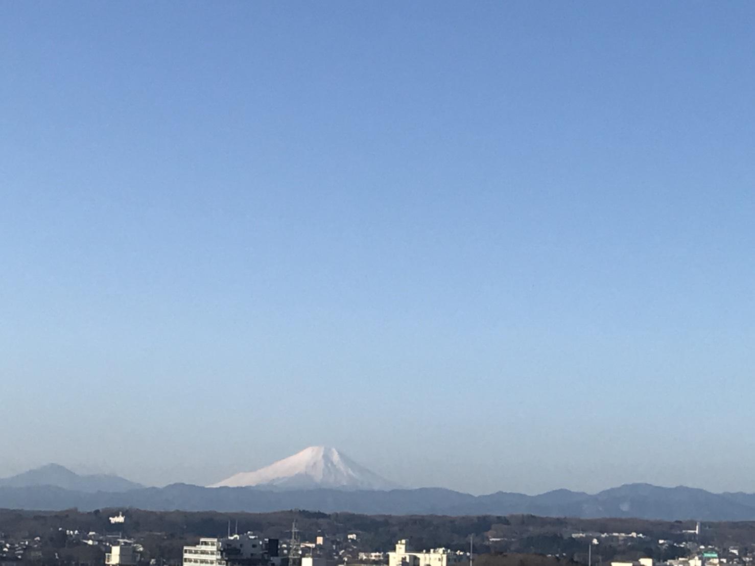 2020埼玉富士山